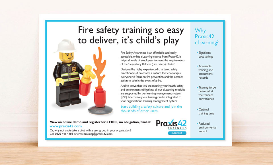 praxis42-advert